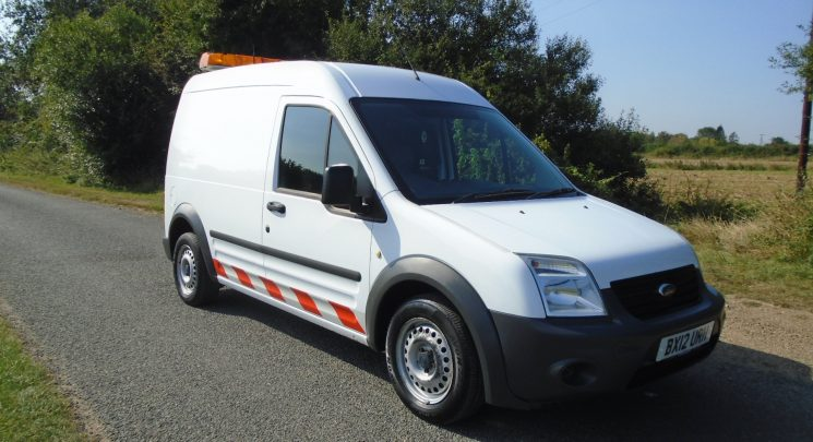 2012 12 ford transit connect 90 T230 lwb high roof 1 owner fsh