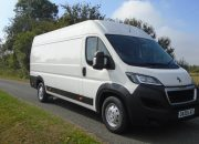 2020 20 peugeot boxer 2.2 hdi 138ps l4 h2 xlwb sat nav air con cruise dab great size